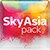 Sky Asia package included